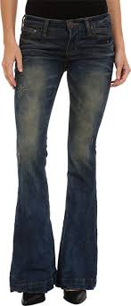 Affliction Womens Size Chart Amazon Com Affliction Womens Ginger Flare Jeans In
