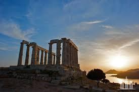 Греция Общая информация о Греции История Традиции и обычаи Греция мыс Сунион