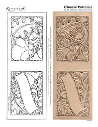 the designs are classic sheridan style patterns that can be used to customize your own wallet you can the pdf below to get started