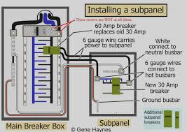 elegant 60 amp sub panel wiring diagram how to install a subpanel how to wire up a sub and amp diagram elegant 60 amp sub panel wiring diagram how to install a subpanel new
