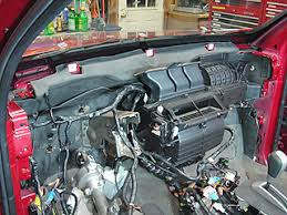 photos of dashboard removal on 2006 chevy equinox or pontiac torrent 2006 pontiac torrent radio wiring harness diagram at 2006 Pontiac Torrent Wiring Harness