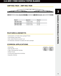 All Makes Heavy Duty Windshield Wipers Pdf Free Download