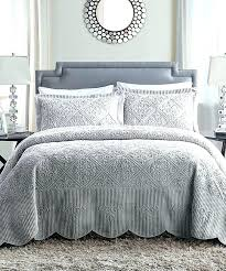 chevron bedding grey quilt set quilts king size look at this gray black and white twin