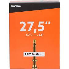 27 5x1 9 2 5 Presta Inner Tube 48mm