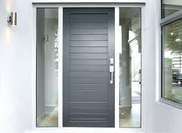 entrance doors glass door bunnings at timber nz