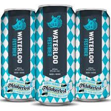 Waterloo Brewing Brings Back Festbier for Bingemans Oktoberfest ...