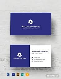 60 Free Business Card Templates Word Psd Indesign