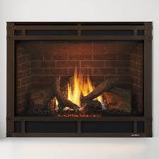 heat glo slimline 9x gas fireplace