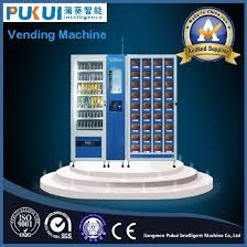 Custom Vending Machines Manufacturers Best China Manufacture Security Design Custom Automatic Food Vending