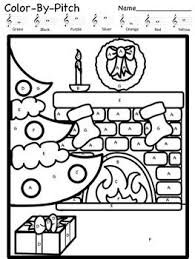 1dc668c0810f0c81e1cd7adc1e11b96d christmas colors christmas music 126 best images about elem music worksheets and coloring sheets on music literacy worksheets