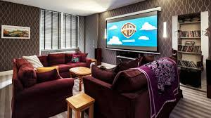 cinema room furniture. Perfect Furniture The Owners Of This Fivebedroom House In Rothesay Terrace Edinburgh  Offers On Cinema Room Furniture