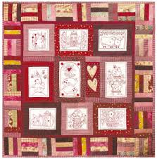Cotton Country Quilt. - Red Brolly | Stuff I want to make | Pinterest & Cotton Country Quilt. - Red Brolly Adamdwight.com