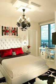 bold bedroom color ideas with black and