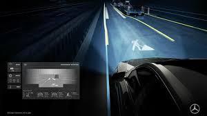 Для просмотра онлайн кликните на видео ⤵. Mercedes Benz Digital Light Headlights Display Messages On Road Digital Trends