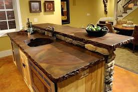 cost of diy concrete countertops concrete cement cost build concrete in place how much does it