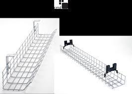 cmd desk wire basket trays