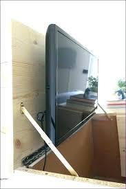 Outdoor Tv Stands Weatherproof Decorating Tips  Stand Wheels Designs