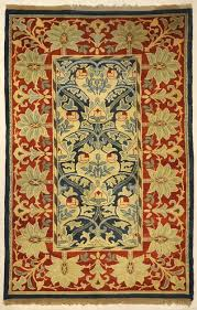 a william morris hammersmith carpet hand knotted for morris co designed