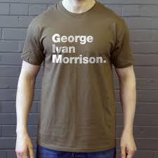 George Ivan Morrison T-Shirt | RedMolotov