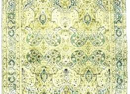 emerald green oriental rugs yellow rug sage blue s