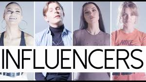 Image result for influencers