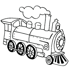 steam train coloring pages locomotive of steam train coloring page steam train colouring pages