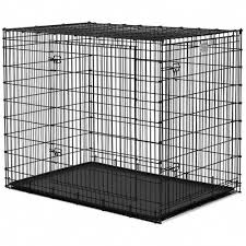 Dog Cage Size Chart Midwest Ginormus Double Door Dog Crate Xl Solution Series
