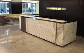 custom office desks. Simple Desks Custom Office Furniture Reception Desks On