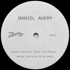 "Daniel Avery - Quick Eternity - Four Tet Remix - 12"" – Rough Trade"