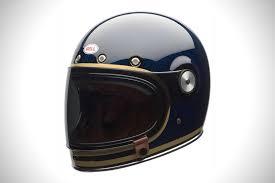 bell bullitt blue carbon fiber helmet hiconsumption