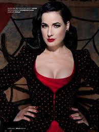 dita von teese by marc cartwright for bello mag