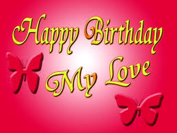 Happy Birthday Love Quotes Enchanting Top 48 Happy Birthday My Love WishesGreeting