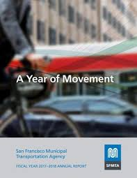 2018 Annual Report A Year Of Movement By Sfmta Issuu