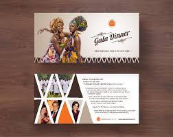 Maranatha Health Gala Dinner Invitation Heidi Rurade Design Website
