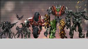 Transformers G1 Scale Chart Transformers Size Comparison In Film Series