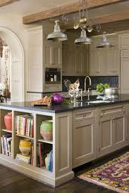 Open Shelves In Kitchen Kitchen Room Design Trendy Display Kitchen Islands Open Shelving