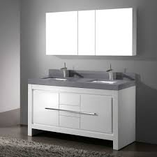60 Bathroom Cabinet Design 60 Bathroom Vanity Double Sink White Double Sink White