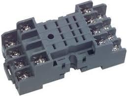 sy4s 05 idec relay socket din rail panel screw 14 pins 7 idec sy4s 05 relay socket din rail panel screw 14 pins 7 a 300 v gt5y series