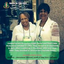 "Alpha Kappa Alpha on Twitter: ""Jacquelyn Heath Parker shares one of her  favorite Boule moments! #BackIntheDayBoule #AKA1908… """