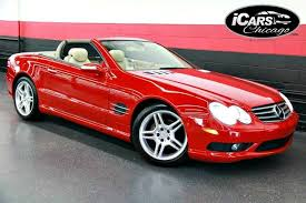 30 results for mercedes sl 500 amg. 2006 Mercedes Benz Sl500 Amg Sport 2dr Convertible Skokie Il 19776651