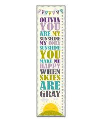 Finny And Zook Purple You Are My Sunshine Personalized