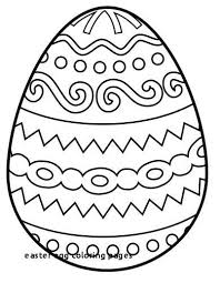 Easter Basket Coloring Pages Lovely Easter Egg Coloring Pages Big