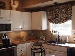 Above Kitchen Cabinet Storage Modern Classic Corner Kitchen Decorating Ideas With White Cabinet
