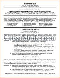 Resume Seniorountant Name Eqhuzg9n Sr Example Tax Senior Accountant