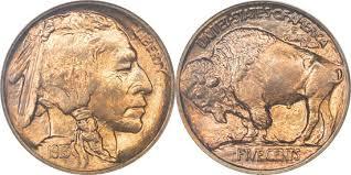 Buffalo Nickel Value History Charts Landofcoins Com