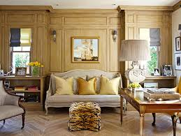 Elegant home office Pinterest Elegant Office Traditional Home Magazine Sophisticated Office Spaces Traditional Home