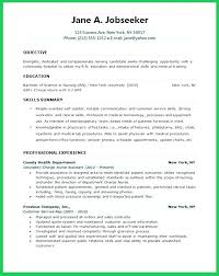 Free Nursing Resume Templates New Resume Template Nursing New Grad Resume Template Sample New Graduate