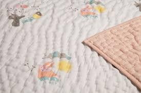 Menagerie Organic Cotton Hand-Quilted Blanket | Nursery Works & ... Menagerie Organic Cotton Hand-Quilted Blanket ... Adamdwight.com