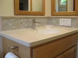 bathroom tile backsplash. special glass tile backsplash in bathroom top design ideas n