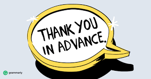 5 Alternative Ways To Say Thank You In Advance Grammarly